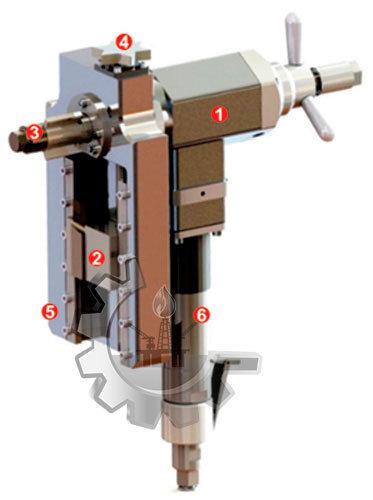 MAUCOTOOLS® Refrentadora y Creación de Anillos Seeger Ø35mm - Ø356mm