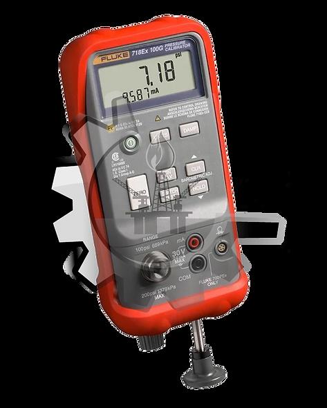 FLUKE® 718Ex Calibrador de Presión Intrínsecamente Seguro