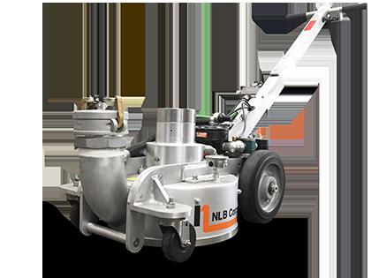 SPIN JET®  VORTEX Limpiador de Pisos 40,000 psi (2,800 bar) / 11 gpm (41.6