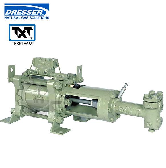 DRESSER® Texsteam™ Bomba de Inyección de productos químicos