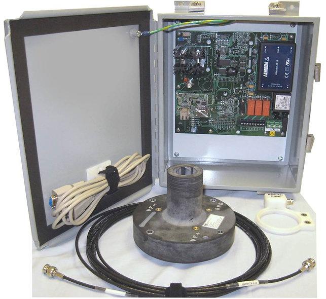 GDS Accumetrics Sistema de Detección Inalámbrica de Tierra