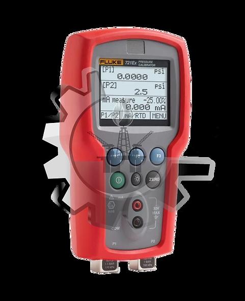 FLUKE® 721Ex Calibrador de Presión y Medidor de Temperatura
