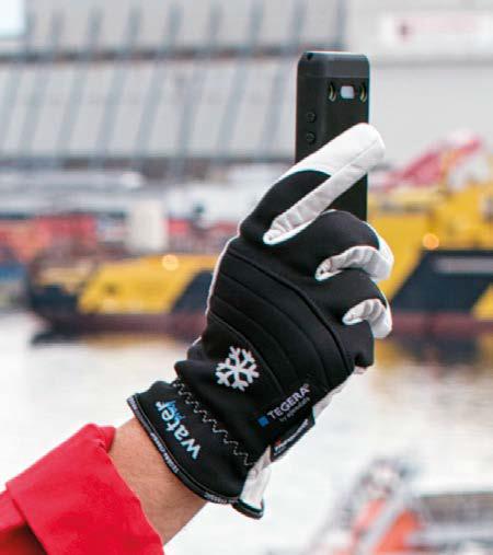 "i-SAFE® IS740.2 Smartphone waterproof ATEX/IECEx  4,7"""