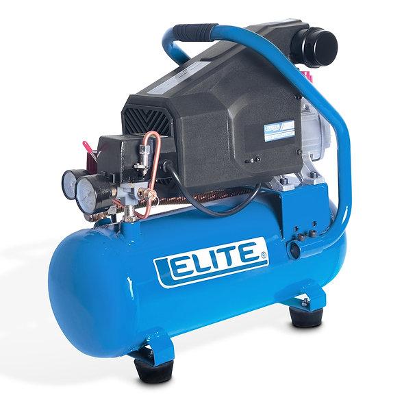 Compresor 1,5 hp 1 Piston 115 Psi 10 Litros 4,1 Cfm ELITE