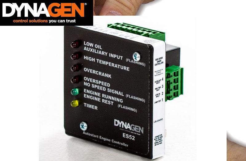 DYNAGEN® Modulo Auto Star/Off Para motor Diésel y Gas