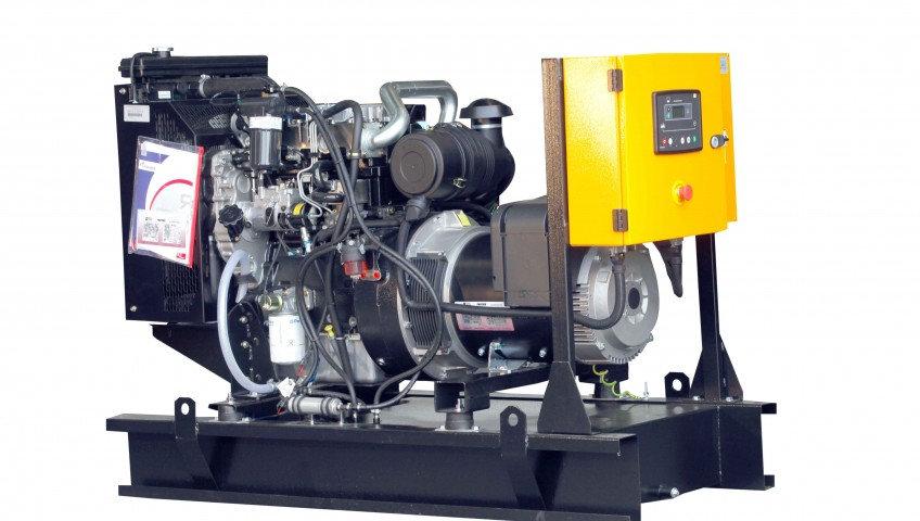Grupo Generador Diesel 18/17 Kva 3 Fase 1800 Rpm