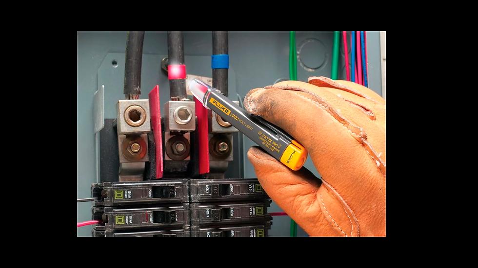 FLUKE Detector de Tensión sin Contacto 90-600 VCA
