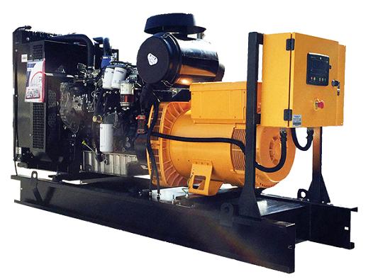 Grupo Generador Diesel 36 Kva 127/220 Volt 3 Fase 1800 Rpm
