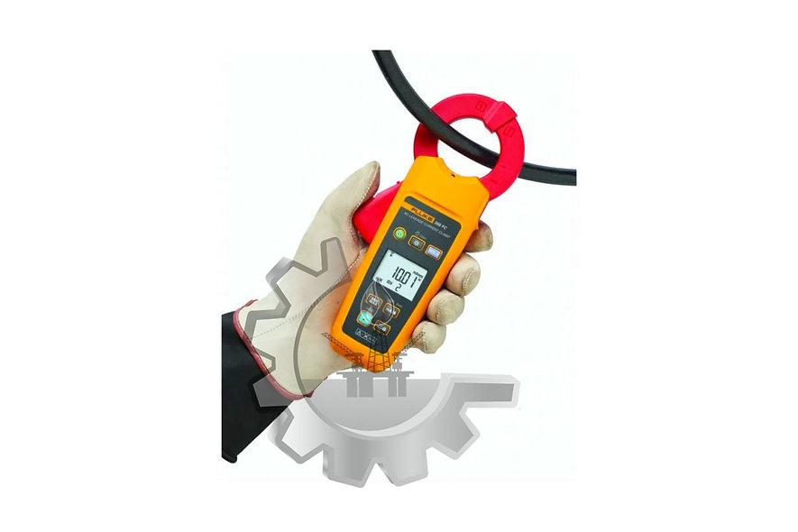 FLUKE® Pinza Voltiamperimétrica P/Corrientes de fuga CAT III 600 V