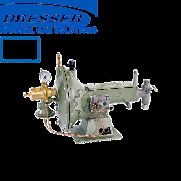 DRESSER® Texsteam™ Bomba de Inyección de Gas Neumática