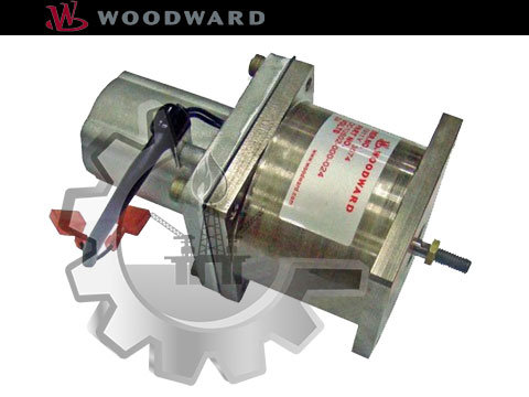 WOODWARD® Actuador Lineal