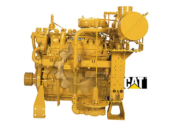CAT Motor Gas 190-298 kW (255-400 hp) 1800 Rpm