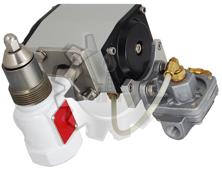MARSHALLEXCELSIOR Actuador Rotativo P/Válvula Interna