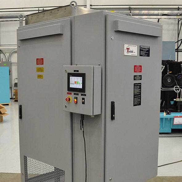 TLB-R500 ULB Banco de Carga Resistiva 500Kw 480VAC Estacionario