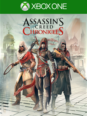 Assasin Creed China Chronicles