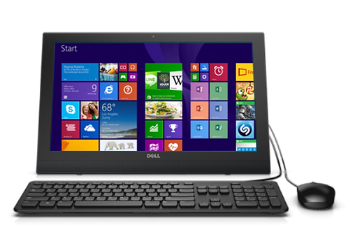 DELL ALL IN ONE TOUCH / 4GB / 500GB / CELERON / 19´´