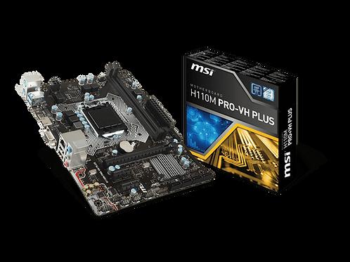 MSI MB LGA1151 H110 PRO-VH PLUS