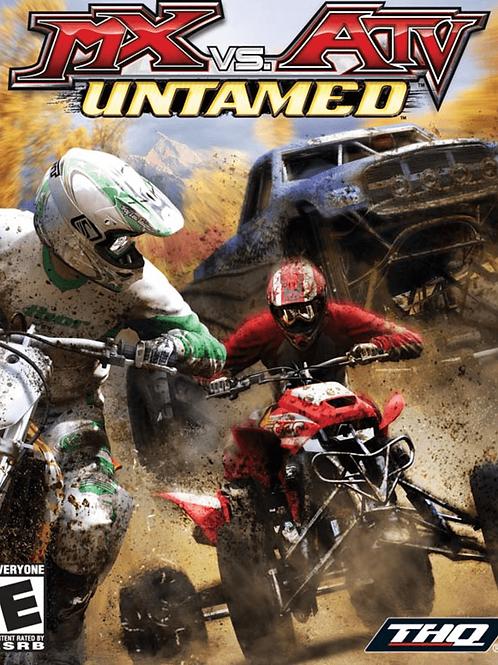 PS3 MX VS ATV
