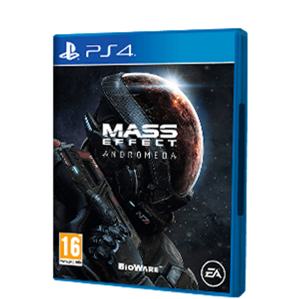 PS4 MASS EFFECT ANDROMEDA