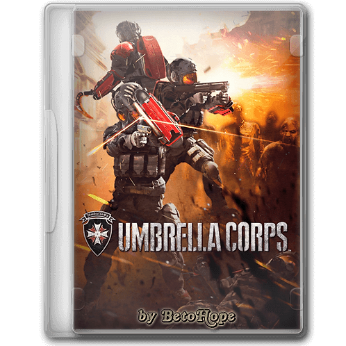 PS4 RESIDENT EVIL UMBRELLA CORPS