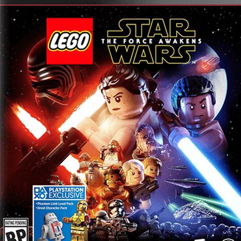 PS3 LEGO STAR WARS