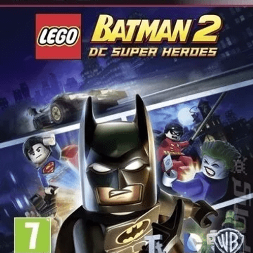 PS3 LEGO BATMAN 2