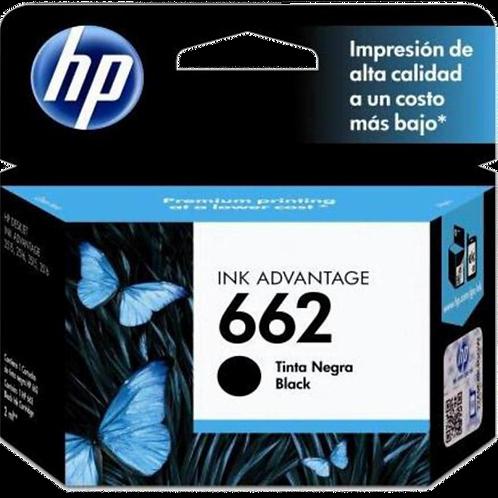 HP CARTUCHOS 662