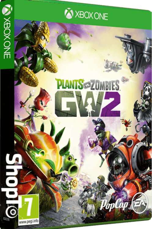Plant vs Zombie Garden Warfare