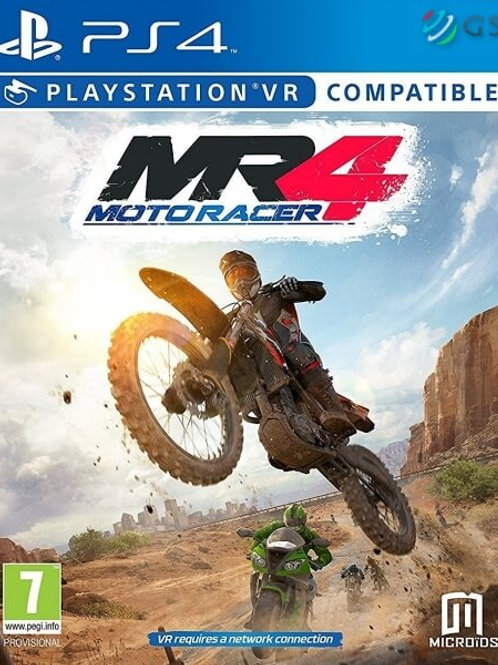PS4 MR4 MOTO RACER