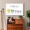 Thongs Personalised Family Print   Belle & Eve   Customised Prints dresser