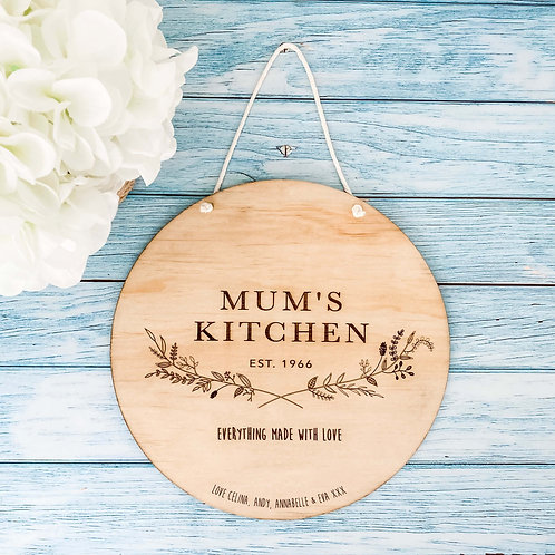 Personalised Mums Gift, personalised mothers day gift | Belle & Eve