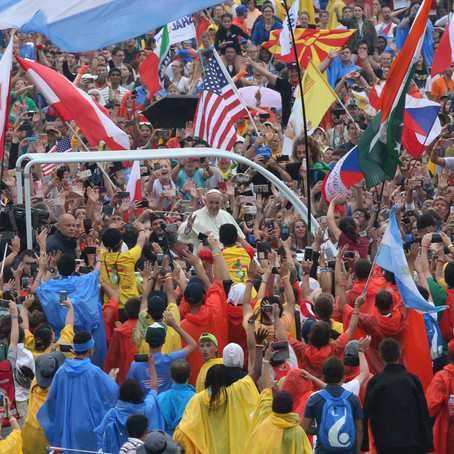 The Pope will attend World Youth Day in Panama in 2019