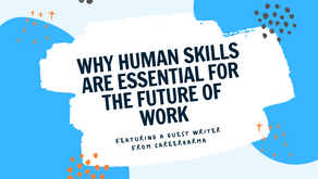 Why Human Skills Are Essential For The Future of Work
