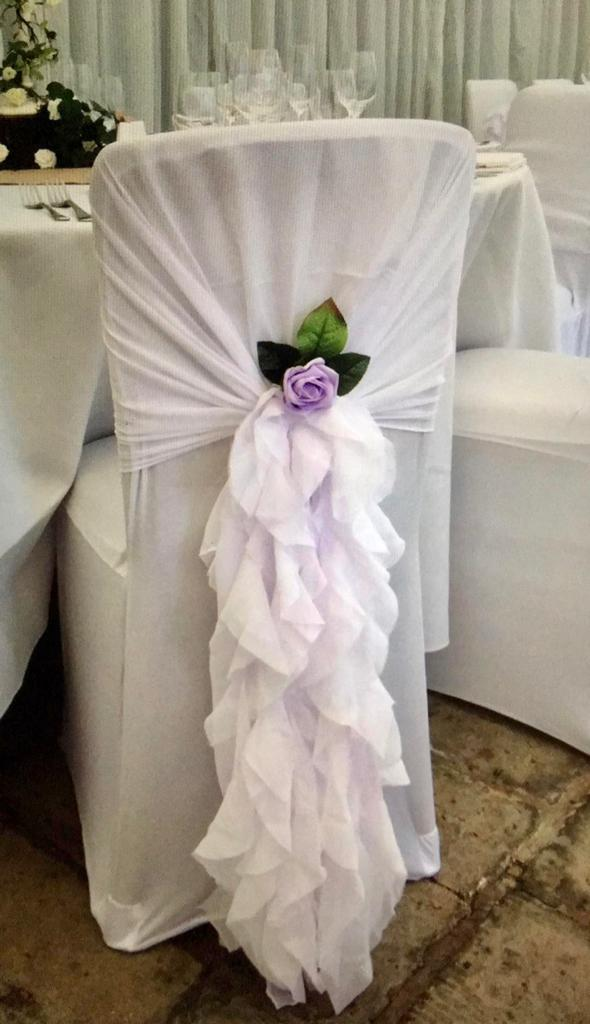 Wedding Chair Covers Gloucester