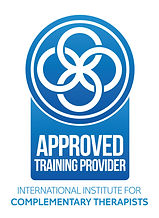Approved training provider, internaional institute for complementary therapies