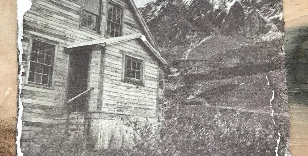 "2x3 ""Independence Mine, Alaska"""
