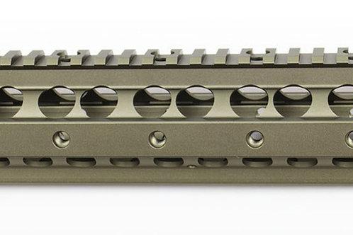 "Knights Armament Airsoft URX 3.1 Rail System 13.5"" in Burnt Bronze"