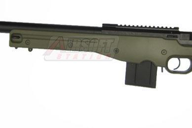 Well MB4401 L96 Metal Airsoft Sniper Rifle, OD Green