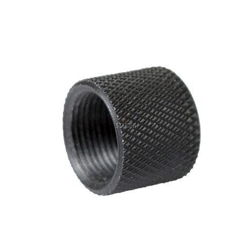 Helix Thread Protector, 14mm x 14mm CCW - Standard Length