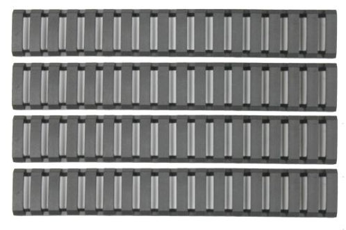 G&G Ladder Rail Covers, Black