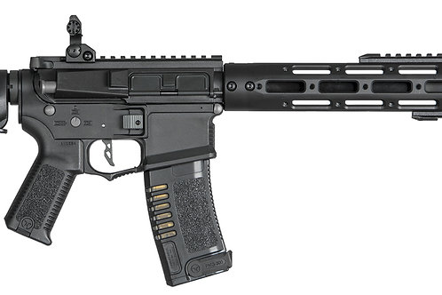 "ARES Amoeba AM-009 16"" RIS M4 Carbine Airsoft Rifle, Black"