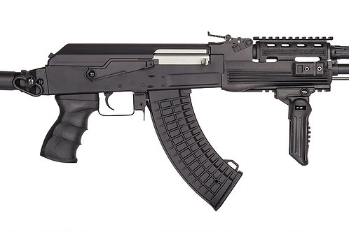 Lancer Tactical CM028C AK-47 Tactical AEG w/ Retractable Stock by CYMA
