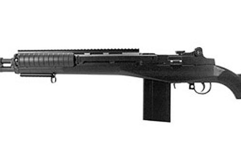 AGM M14 SOCOM Airsoft Sniper Rifle with RIS, 400 FPS
