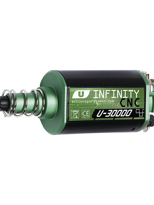 ASG Infinity Ultimate Series CNC Machined 30,000 RPM Motor, Long