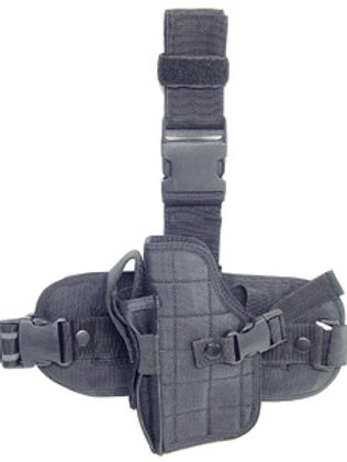 Leapers Special Operations Universal Tactical Black Leg Holster (Left Handed)