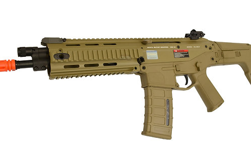 A&K MAGPUL Masada Metal ACR, Railed CQB Version, Dark Earth