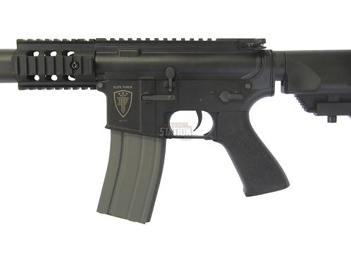 Elite Force CQC M4 Gen. 7 Competition Series Black Airsoft Rifle