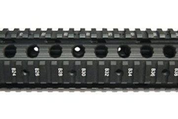 """MFR 12"""" Aluminum M4/M6 RIS"""