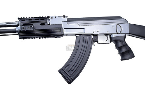 Lancer Tactical AK-47 RIS AEG Airsoft Rifle