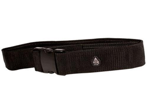 Leapers Heavy Duty Web Belt - Black